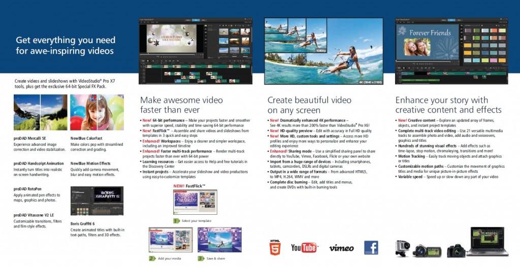 Corel VideoStudio X7 ii