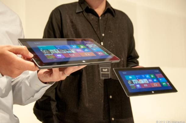 Microsoft Surface i