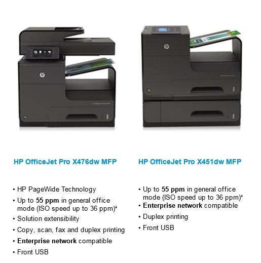 HP Officejet pro i